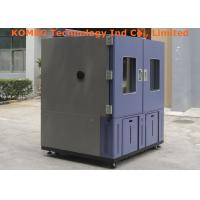 Rigid Polyurethane Foam Insulation Climatic Test Chamber With Double Open Door