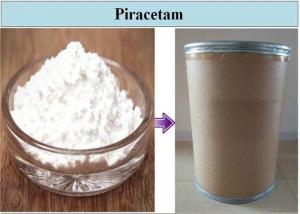 China 99% Purity Piracetam Bulk Powder CAS  7491-74-9 Increasing Memory Application on sale