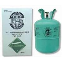 ISOTANK 99.9% colorless R134a auto air conditioner refrigerant gas for blowing agent