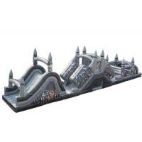 Star Wars Themed Inflatable Sports Games / Blow Up Race Track Water Resistant