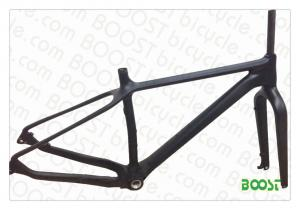 China 2015 high quality carbon Fat bike frame on sale