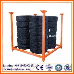 China High quality logstic&warehouse used steel stack rack,steel post pallet on sale