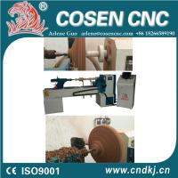 China overseas service provided After-sales Service Provided and New Condition lathe machine wood on sale