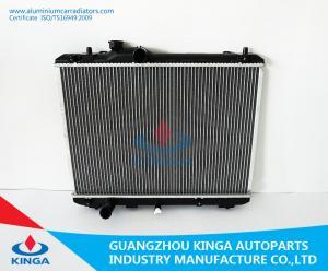 China Aluminum and plastic Vehicle radiator for Suzuki SWIFT'05 OEM 17700-63J00 on sale