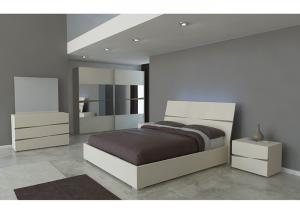 China Luxury 5 Piece Bedroom Set King Size , Contemporary Bedroom Furniture Sets on sale