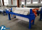 Chemical / Food Industrial Filter Press High Pressure Hydraulic Compress