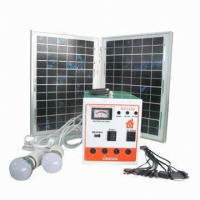 20W Portable Solar Home System with Inverter 150W