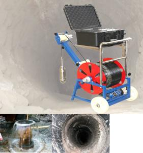 China Borehole Inspection Camera Deep Well Sewer Pipe Camera and Water Well Camera on sale
