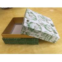 Recycled Cardboard Gift Boxes / Eco - Friendly Cardboard Shipping Boxes