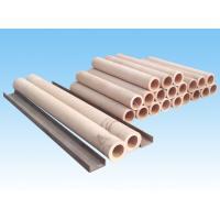 Flexible Industrial Engineering Plastics , Polyamide Nylon PA Tube For Machinery Building