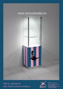 China Kundan Jewelry Display Tower Showcase on sale