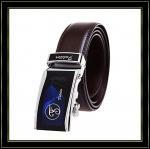 Stigmatisez la ceinture «Fuliter» 077 ceintures en cuir véritables d'hommes de vache bonne qualité