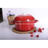 China New design Cookware Casserole Porcelain Colorful Tableware Customized Sunboat Wholesale on sale