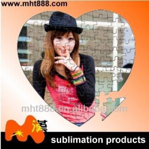 China Folk Art Custom Picture Puzzles , OEM Fashion Personalised Puzzle Gifts on sale