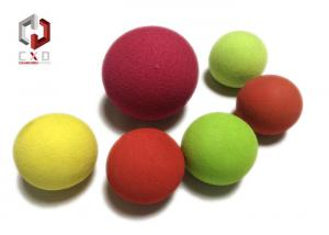 China Colorful Soft EVA Foam Ball For Christmas Decoration OEM on sale