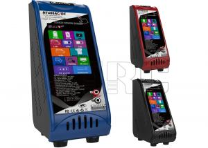 China High Power 400W Touch Screen RC truck battery charger For 8S Lipo Battery on sale