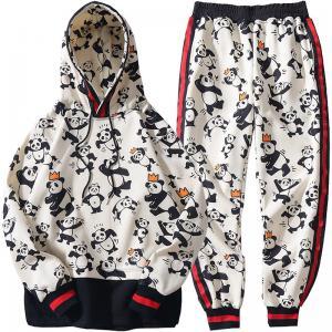 China Fashion custom fully print design mens sublimation tracksuit on sale