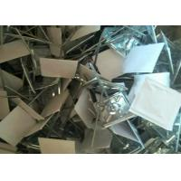 Galvanized Steel Self Stick Insulation Pins With 2