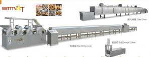 China High Capacity Dog Biscuit Making Machine , Dry Pellet Dog Food Equipment on sale