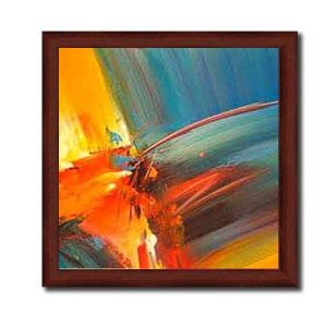 China HUGE OIL PAINTING MODERN ABSTRACT WALL DECOR ART CANVAS on sale