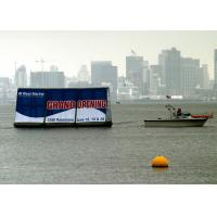 Crazy Event Advertising Inflatables Billboard /  Inflatable Floating Billboard
