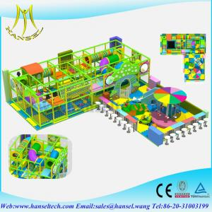 China Hansel National Standard Kids Steel kids indoor playground equipment on sale