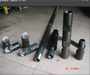 Jet Grouting Equipment Drilling Rig Tools Drilling Rods