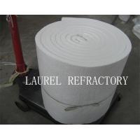 China Alumino Silicate Insulation 1260 Ceramic Fiber Blanket For Boiler on sale