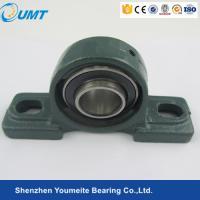 China Machines d'impression adaptées aux besoins du client d'exploitation de logement des roulements de bloc d'oreiller d'UCP210 NTN on sale