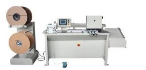 China Low - Niose Twin Loop Wire Book Binder Machine / Paper Binding Machine on sale