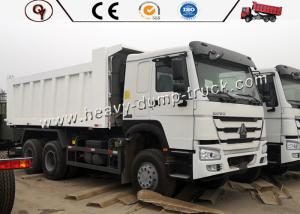China Rhd / LHD 6X4 Construction Heavy Duty Dump Truck ISO SGS BV CCC Passed on sale