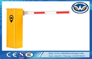 China Low Cost Economical Vehicle Barrier Gate With DC Motor Brushless 140W on sale