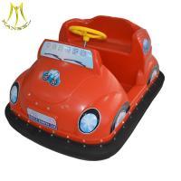 Hansel plastic body mini car toy carnival rides battery bumper car for sale amusement park