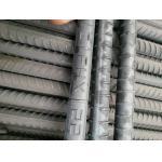 Categoria deformada baixo carbono 60 10mm - 40mm de Astm A615 das barras de aço do elevado desempenho