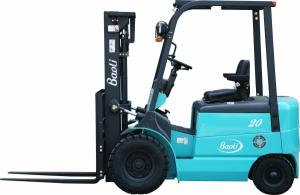 China 2.0 Ton Battery Reach Forklift (DC motor) on sale
