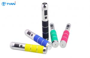 China 3V - 6V High Capacity 2000 puff Electronic Cigarette Big Vapor Etop E - Cig 2200mAh on sale