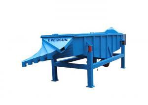 China Precision Horizontal Lime Powder Linear Vibrating Sieve Machine on sale