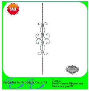 China high quality  cast metal baluster for home decoration on sale