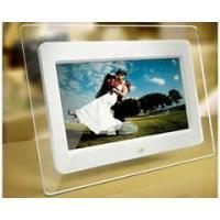 SD Card Media Digital Photo Frame For Display Advertising Support Motion Sensor