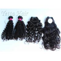 China Beauty Real Virgin Human Hair Extensions Full Ends No Mixture on sale