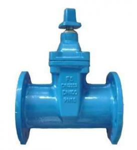 China DIN3352 F5 resilient gate valve on sale