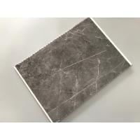 China High Impact Resistant Pvc Garage Wall Panels For Indoor Decoration Marble Color on sale