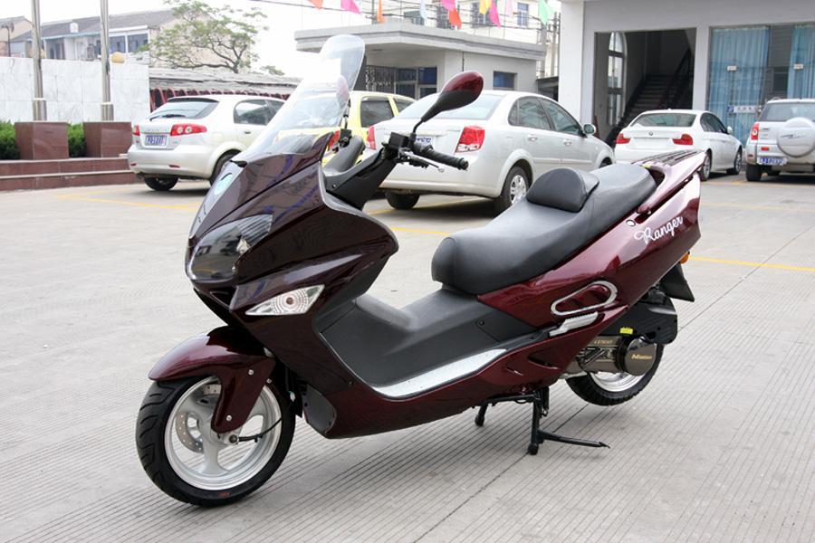 Sell 125cc 150cc 250cc Eec Scooter Eec Motorcycle Eec