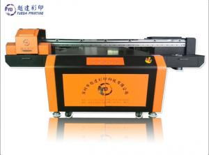 China yd-1325 large uv flatbed printer, digital uv printer price(epson dx5 2 heads printer) on sale