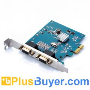 China PC DVR Card with 8 Video and 8 Audio Channels (PAL, NTSC, H.264) on sale