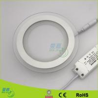 6w / 12 W / 18 W Led Recessed Ceiling Panel Lights SMD5730 Led