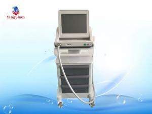 China Portable HIFU Beauty Machine , SMAS Ultrasound Skin Tightening Machine on sale