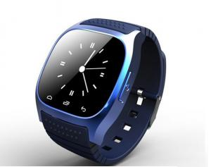 China New Smart Bluetooth Watch Wristwatch LED Display for Android IOS Mobile Phones on sale