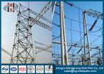 Анти- стандарт стальной структуры ASTM A123 корозии стальными гальванизированный рамками