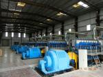 60MW Electric Station Heavy Fuel Oil Power Plant 3 Phase Diesel Engine